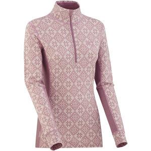 Kari Traa Rose Half-Zip Shirt Dam Petal Petal