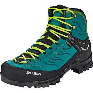 SALEWA Rapace GTX Shoes Dam shaded spruce/sulphur spring shaded spruce/sulphur spring