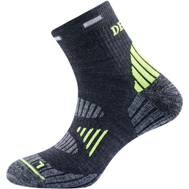 Devold Energy Ankle Socks Herr dark grey