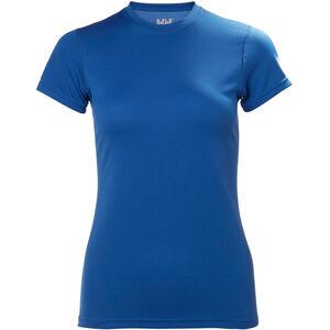 Helly Hansen Tech T SS Shirt Dam olympian blue olympian blue