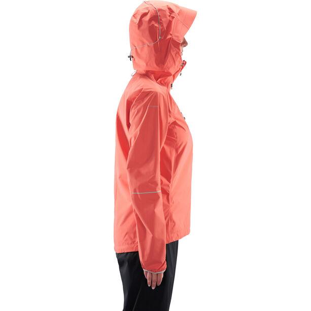 Haglöfs L.I.M Jacket Dam coral pink/haze