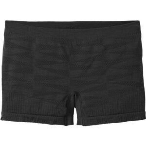 Smartwool Merino Seamless Boy Shorts Dam black black