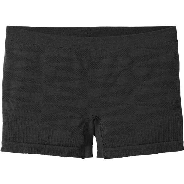 Smartwool Merino Seamless Boy Shorts Dam black