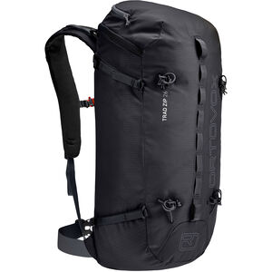 Ortovox Trad Zip 26 Climbing Backpack black raven black raven