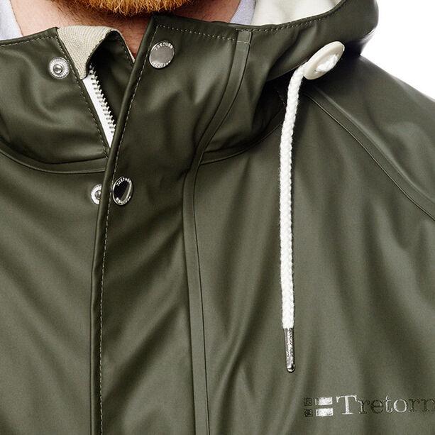 Tretorn Evald Raincoat Men Herr green