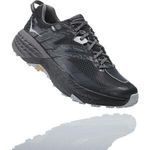 Hoka One One Speedgoat 3 WP Hiking Shoes Herr black/drizzle black/drizzle