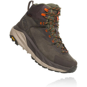 Hoka One One Sky Kaha Hiking Shoes Herr black olive/green black olive/green