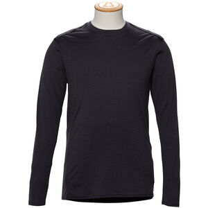 Alchemy Equipment 180GSM Single Jersey Merino LS Crew Shirt Herr Graphite Graphite