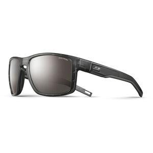 Julbo Shield Spectron 4 Sunglasses translucent black/black-brown flash silver translucent black/black-brown flash silver