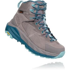 Hoka One One Sky Kaha Hiking Shoes Dam frost gray/aqua haze frost gray/aqua haze