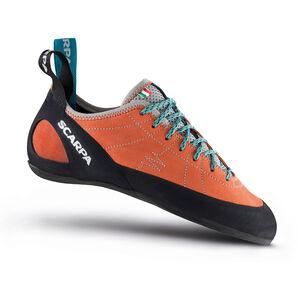 Scarpa Helix Climbing Shoes Dam mandarin red mandarin red