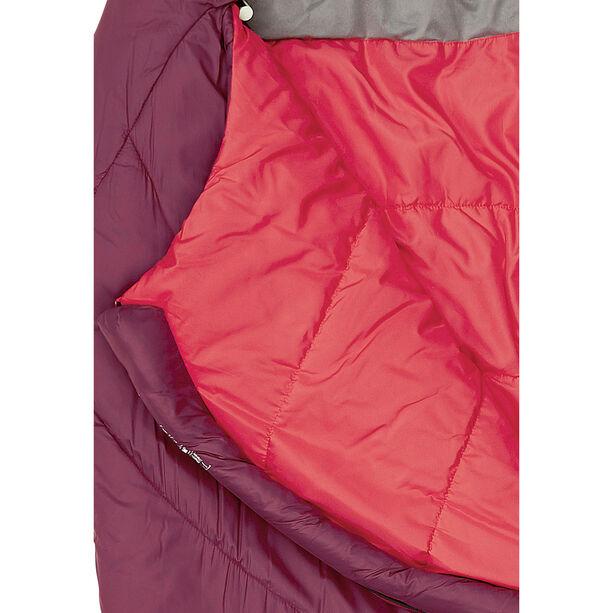 Millet Baikal 1100 Sleeping Bag Dam velvet red
