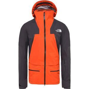 The North Face Purist Jacket Herr Papaya Orange/Weathered Black Papaya Orange/Weathered Black