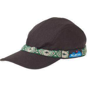 KAVU Strapcap Cap Black Black
