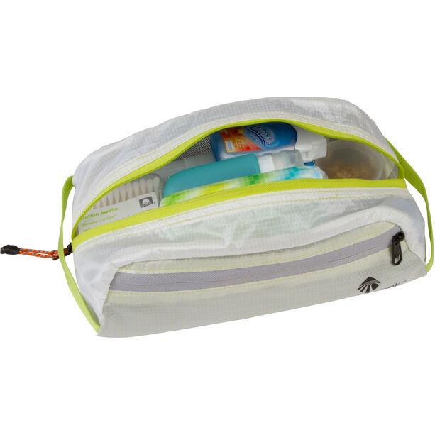 Eagle Creek Pack-It Specter Tech Quick Trip Toiletry Bag white/strobe