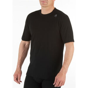 Aclima LightWool Classic T-shirt Herr jet black