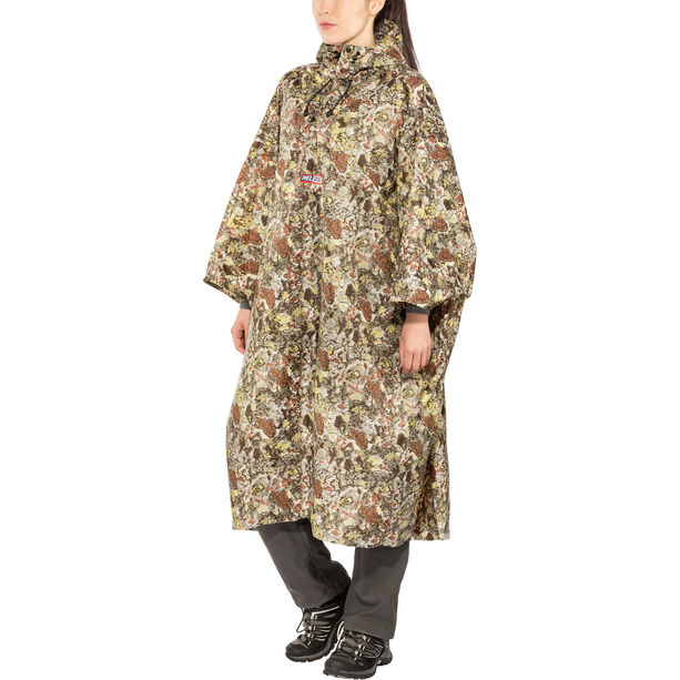 Helsport Poncho camouflage mountain camouflage mountain