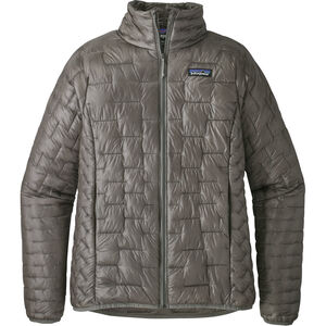 Patagonia Micro Puff Jacket Dam feather grey feather grey
