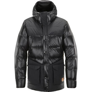 Haglöfs Venjan Down Jacket Herr true black true black