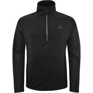 Elevenate Métallier Zip Shirt Herr black black
