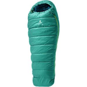 Deuter Starlight Pro Sleeping Bag Barn alpinegreen/navy alpinegreen/navy