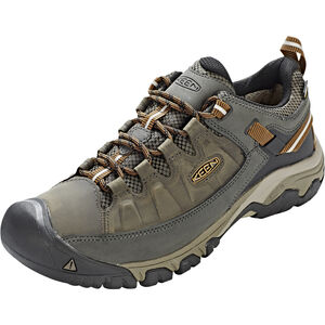 Keen Targhee III WP Shoes Herr black olive/golden brown black olive/golden brown