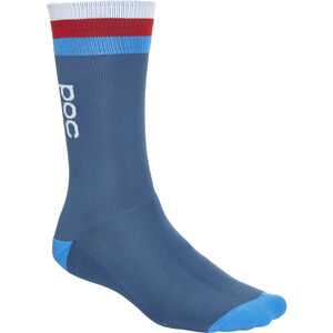 POC Essential Mid Length Socks Herr cubane multi blue cubane multi blue