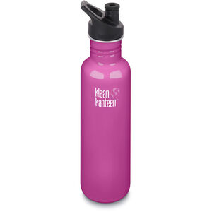 Klean Kanteen Classic Bottle Sport Cap 3.0 800ml wild orchid wild orchid