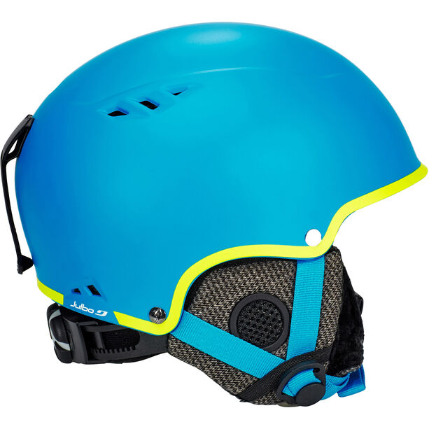 Julbo Leto Ski Helmet Barn blue/green