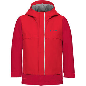 VAUDE Racoon V Jacket Barn indian red indian red