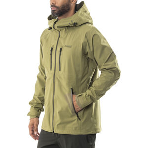 Bergans Eidfjord Jacket Herr khaki green/black/seaweed khaki green/black/seaweed