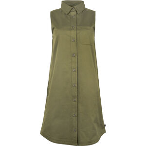 United By Blue Pinnacle Commuter Dress Dam olive olive