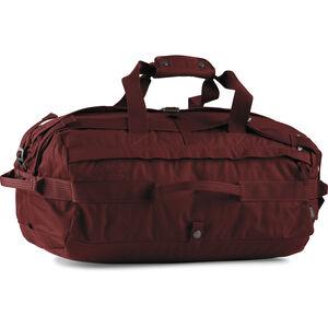 Lundhags Romus 40 Duffle Bag dark red dark red