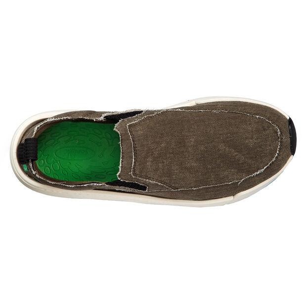 Sanük Chiba Quest Shoes Herr olive