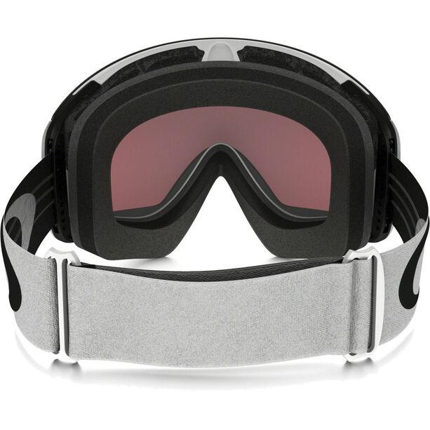 Oakley Flight Deck Snow Goggles Herr matte white w/prizm torch