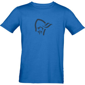 Norrøna /29 Cotton Viking T-Shirt Barn denimite denimite