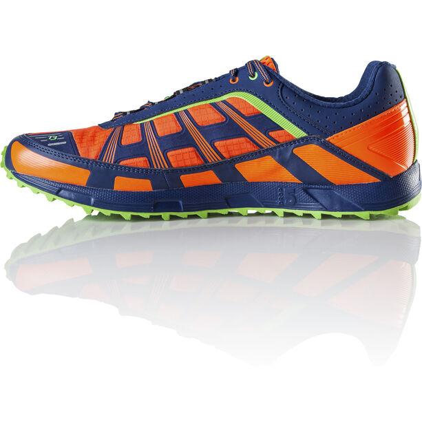 Salming Trail T3 Shoes Herr shocking orange/deep blue