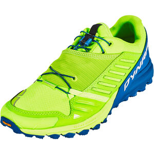 Dynafit Alpine Pro Shoes Herr fluo yellow/mykonos blue fluo yellow/mykonos blue