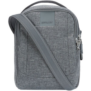 Pacsafe Metrosafe LS100 Crossbody Bag dark tweed dark tweed