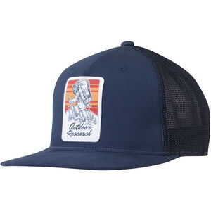 Outdoor Research Squatchin Trucker Cap Dusk Dusk
