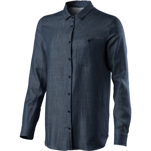 Houdini Out And About Shirt Dam blue illusion
