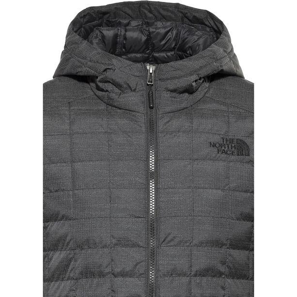 The North Face Thermoball Gordon Lyons Hoodie Jacket Herr tnf black/tnf dark grey heather