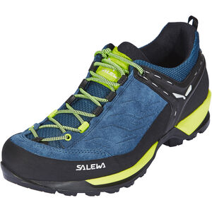 SALEWA MTN Trainer Shoes Herr poseidon/sulphur spring poseidon/sulphur spring