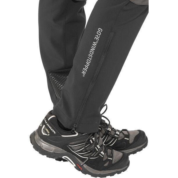 GORE WEAR H5 Women Gore Windstopper Hybrid Pants Dam black/terra grey