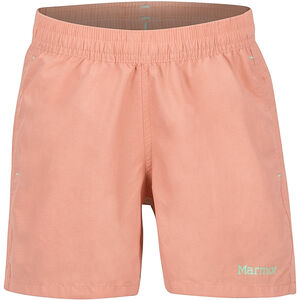 Marmot Augusta Marie Shorts Flickor coral pink coral pink