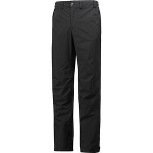 Helly Hansen 0 Packable Pants Herr black black