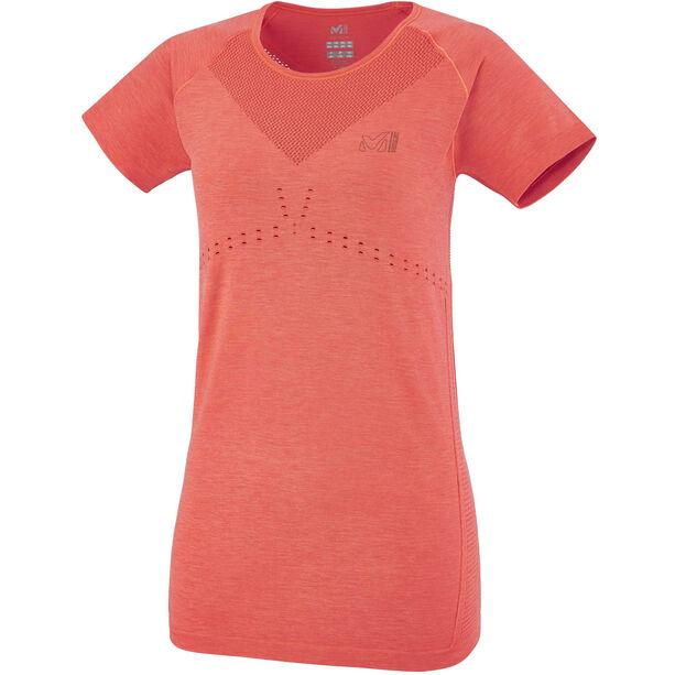 Millet Seamless Motion T-shirt Dam hibiscus