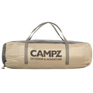 CAMPZ Piemonte 3P Tent beige/grey beige/grey