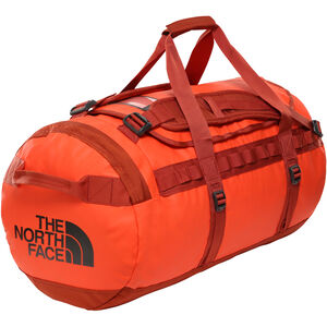 The North Face Base Camp Duffel M Acrylic Orange/Picante Red Acrylic Orange/Picante Red