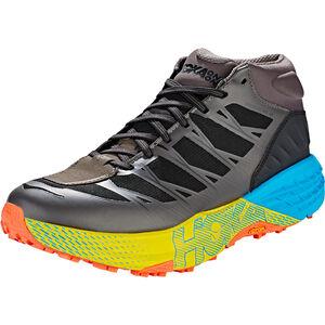 Hoka One One Speedgoat Mid WP Hiking Shoes Herr pavement/phantom pavement/phantom